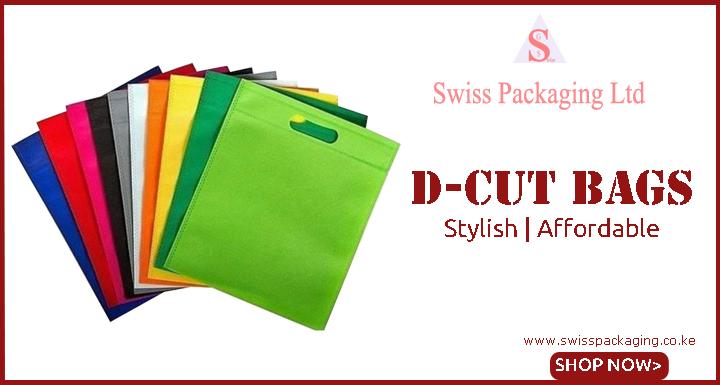 D-Cuts Bags New